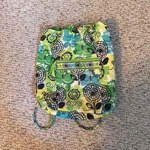 💙Vera Bradley Drawstring Backpack 💚